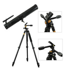 Q620 Pro Aluminum Light Tripod Monopod WITH 3D Tripod head DSLR Camera Video DV