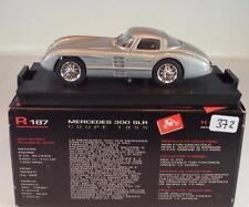 Brumm 1/43 Mercedes Benz 300 SLR Coupe (1955) in OVP #372