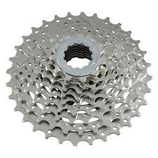 Shimano Fahrrad Kassette HG400 9-fach Zahnkranz 11-32 Zähne vernickelt silber