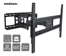 "Lifetime Warranty KRIËGER Full Motion Articulating TV Wall Mount 37-70"" LED LCD"