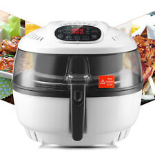 Kenwell 10QT Electric Digital Air Fryer Oil-Less Griller Roaster Calorie Reducer