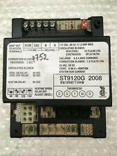 Honeywell ST9120G2008 Furnace Fan Control Circuit Board HQ1008773HW used  #P752
