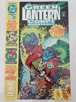 GREEN LANTERN CORPS QUARTERLY #1 (1992) 1ST APPEARANCE OF JACK T. CHANCE! NM