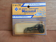 Roco Minitanks HO Z-183.39 US 105mm Howitzer Unopened Free UK Post