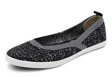 Blowfish NEW KoZ black robot weave flat comfort ballet shoes sizes UK 3-8