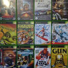 Microsoft Xbox Spiele Klassiker ohne Anleitung PAL Spiel Game frei wählbar
