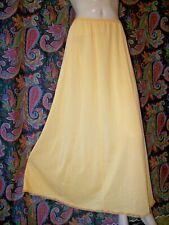 Vintage Texsheen 6-Panel A-line Silky Nylon Formal Length Half Slip Lingerie M