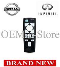 2018-2019 Nissan Pathfinder Armada Rear DVD Mobile Entertainment Remote Control