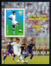Uzbekistan-2006. Soccer world cup in Germany. MNH. 2.9€