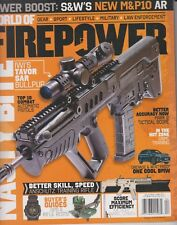 WORLD OF FIREPOWER MAGAZINE VOL 2 #7 APRIL 2014