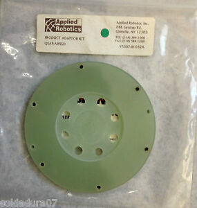 APPLIED ROBOTICS ADAPTOR KIT QSAP - AWISO - Made in USA - NEW IN BLISTER