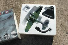 More details for heinkel he111 diecast atlas edition aircraft model plane