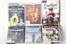 Pc Games Wimmelbildspiele / Role Game - 6 Stück (92707)