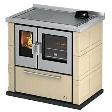 CADEL Kook 87 cooker free standing wood cooker 71150050 - neutral - Cast iron To