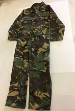 BLUE CASTLE Kids Woodland Camouflage Camo Boiler Suit Overall Size 24 L41