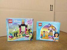 Lego lot Disney Princess 41151 & 41158  ( neuf & scellé )
