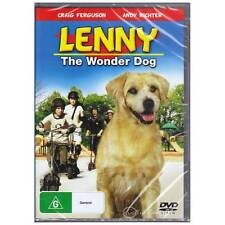 DVD LENNY THE WONDER DOG Craig Ferguson Michael Winslow 2005 Comedy R4 [BNS]