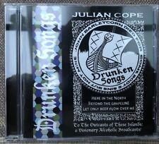 Julian Cope - Drunken Songs -  CD Album - HH29 - 2017