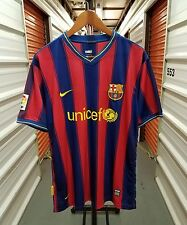 2014-2015 Lionel Messi Barcelona F.C Authentic Nike Dry-Fit. Men's Size Large.