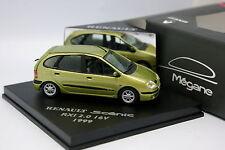 Vitesse 1/43 - Renault Scenic 1999 Verte