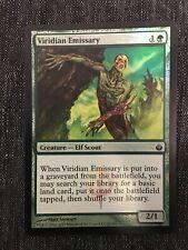 1x Foil - Viridian Emissary - Magic the Gathering MTG Mirrodin Besieged NM