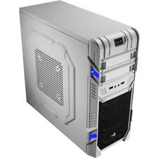 Caja Semitorre Aerocool GT Advance White Usb30 Blue Led3gtadwh