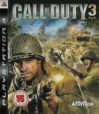 Call of Duty 3 PS3 *in Excellent Condition*