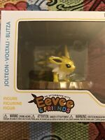 Pokemon Center An Afternoon with Eevee & Friends - JOLTEON Figure by Funko G1