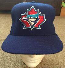 Vintage Blue Jays New Era Wool Baseball Cap, Size 7 1/8, Made In USA