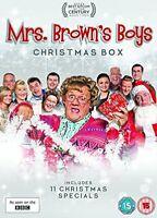 Mrs. Brown's Boys - Christmas Box [DVD] [2017][Region 2]
