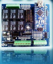 Home Automation Arduino  V31 PLC completa di scheda WiFi