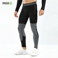 Men's Compression Pants Base Layer Skin Tights Running Training Workout Sports