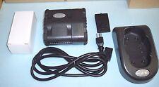 NEW ONeil MF2T 802.11b OC2 Rugged Wireless Printer 200325-111 w/ Charging Cradle