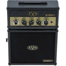Fender EVH 5150 III Micro Stack EL34 Mini Travel Portable Electric Guitar Amp
