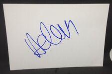 Adam Deacon Autograph KIDULTHOOD ADULTHOOD Signed Card AFTAL