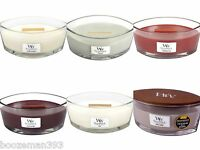 Woodwick Hearthwick Large Candle Jar 16oz -Highly Scented Candles