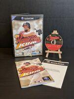 Home Run King (Nintendo GameCube, 2002) *Complete*CIB*Tested*Clean*