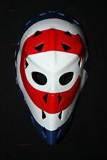 Vintage Fiberglass Nhl Ice Hockey Goalie Helmet Mask - Montreal Ken Dryden Ho17