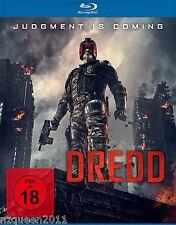 Dredd [Blu-ray] Karl Urban, Lena Headey, Olivia Thirlby  * NEU & OVP *