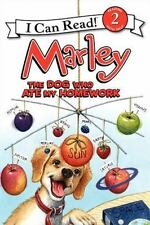 Marley : The Dog Who Ate My Homework by John Grogan (2012, Paperback)