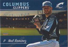2018 Columbus Clippers Neil Ramirez RC Rookie Cleveland Indians