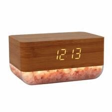 New listing LoMi Himalayan Salt Alarm Clock with Sunrise Simulation Light
