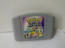 Pokemon Puzzle League (Nintendo 64, 2000) N64- Game Only!