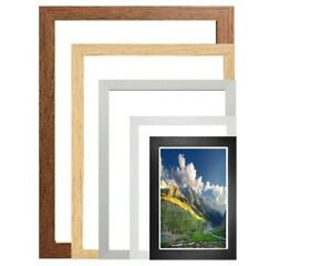Photo Frame Poster Frame Picture Frame Any Size and Colours