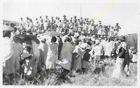 Original Photo MADAGASCAR 1948 enterrement Malgache n9