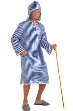 Halloween//Scrooge//Dickens//Xmas JACOB MARLEY GHOST Men/'s Fancy Dress Costume