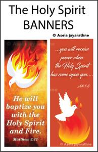 The Holy Spirit - Church Banners