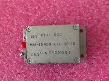 RF Xtal Oszillator 15V