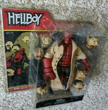 Hellboy with Floating Heads 2006 Summer Exclusive Mezco SDCC