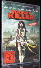 DVD BOUNTY KILLER - FSK 18 - UNCUT - EIN HYBRID aus MAD MAX & DEATH PROOF * NEU